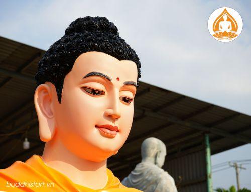 Tượng Phật Bổn Sư Thích Ca Ấn Địa Xúc đẹp nhất BUDDHIST ART