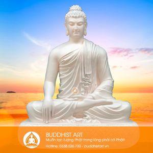 Tượng Phật Bổn Sư Thích Ca 180 cm