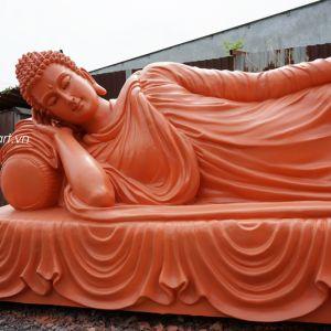 Tượng Phật Bổn Sư Niết Bàn - Tượng Phật Nằm