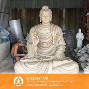 Tượng Phật Tổ Bổn Sư Thích Ca Mâu Ni