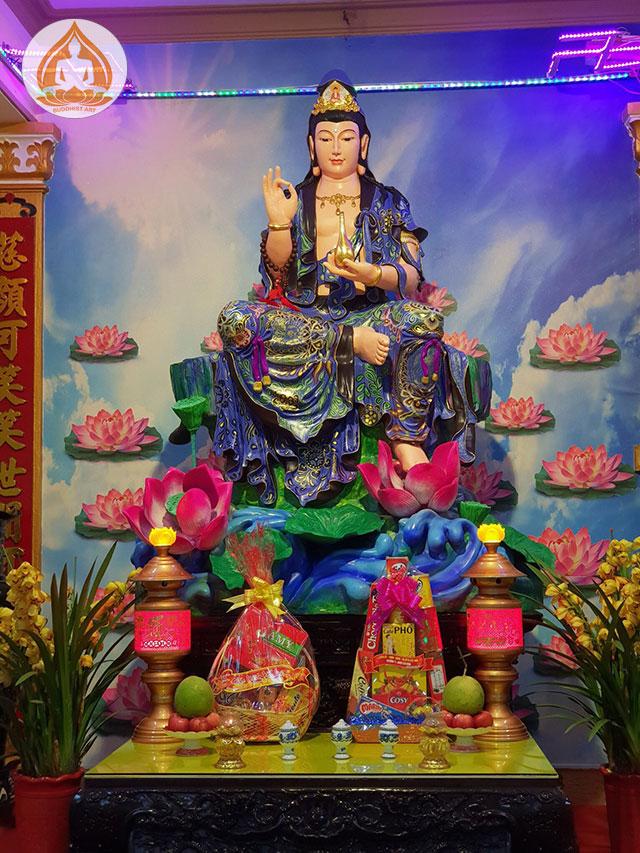 Cách thờ Phật Bà Quan Âm
