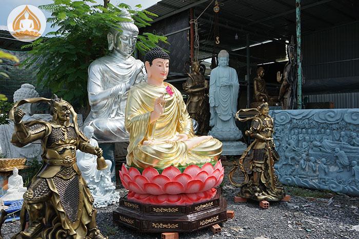 Cách xử lý tượng Phật bị bể