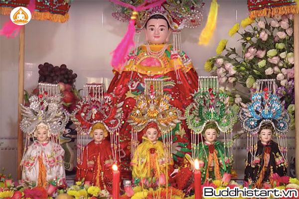 Tìm hiểu về Phật Bà Chúa Xứ núi Sam
