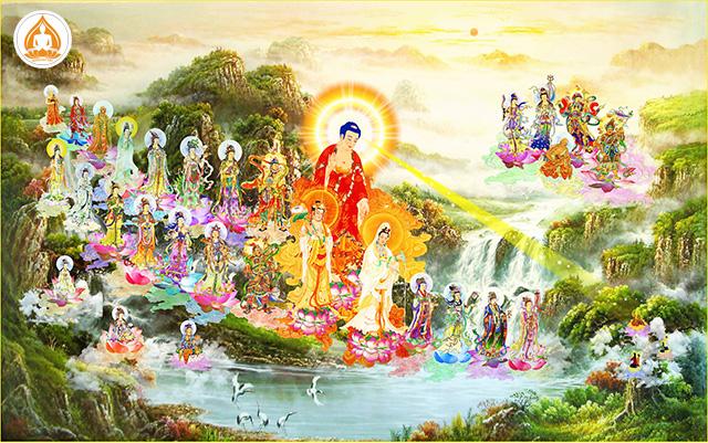 Tây Phương cực lạc có thật không? Đời sống và hình ảnh | Công ty TNHH Buddhist Art