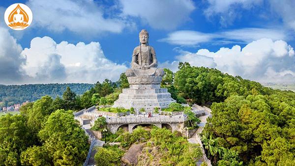 Top 5 tượng phật lớn nhất Việt Nam