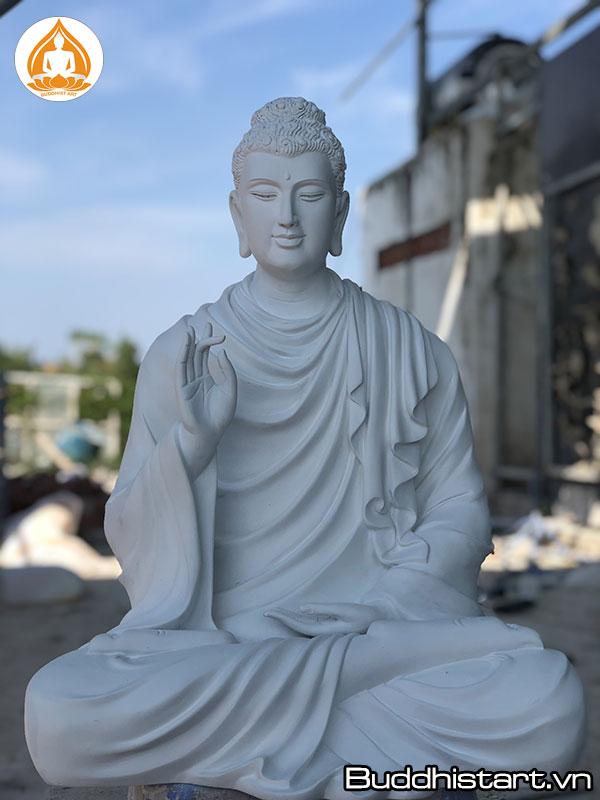 Ý nghĩa các tư thế của tượng Phật