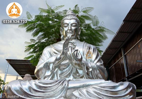 điêu khắc Tượng Phật Thích Ca đẹp nhất